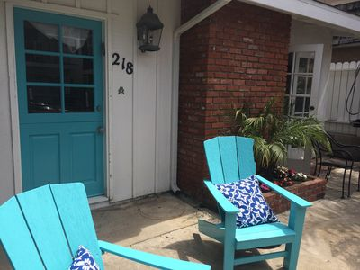 Photo for Charming Beach Cottage Duplex-Huge Lower Level