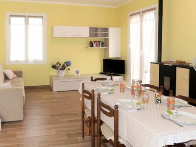 Photo for Apartment Bea (CSB331) in Colle San Bartolomeo/Cesio/Caravonica - 5 persons, 2 bedrooms