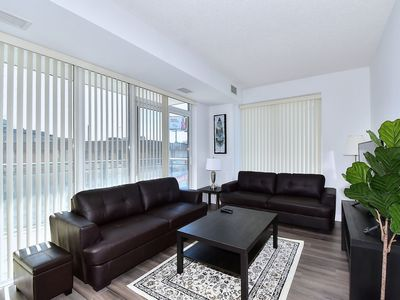Photo for Executive 3 Bed Rm Furnished Condo for  Short & Long Term Rentals in Toronto