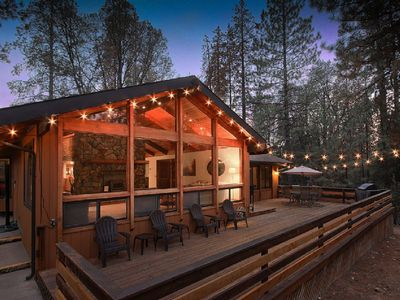 Photo for Experience Yosemite at the Park and on the Grounds of this Beautiful Property!