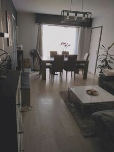 Photo for Large Studio - 2P of 37m2, bright, Golfe-Juan, near the beaches