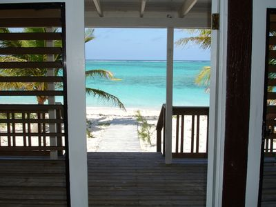 Photo for 3 Bedroom Beachfront Villa, On A Picture Perfect Tropical Secluded Beach