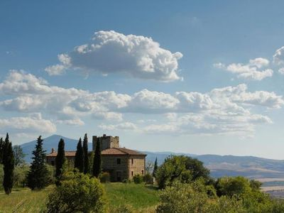 Photo for Holiday house Pienza for 13 persons with 7 bedrooms - Holiday house
