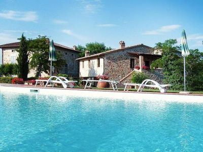 Photo for Holiday resort Borgo Il Villino, Casole d'Elsa  in Um Siena - 6 persons, 2 bedrooms