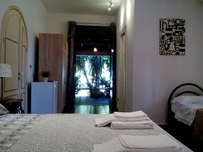 Photo for Quadruple room with bathroom in villa between Etna and the sea at 2 km
