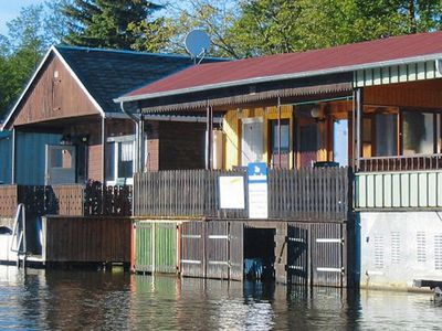Photo for Boat house, Mirow  in Müritzgebiet - 2 persons