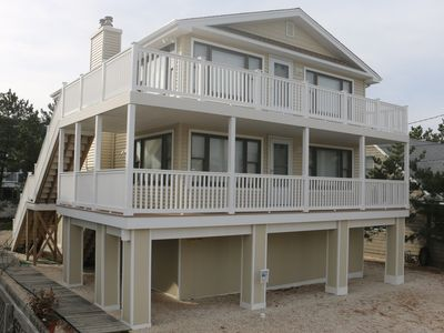 Photo for 3BR 1.5BA 1 Off Beach;  1 Block From Town