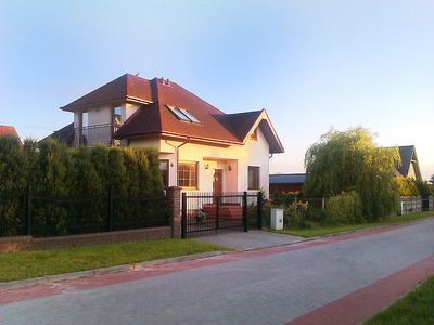 Photo for House in Sianożęty with Parking, Internet, Balcony, Garden (129801)