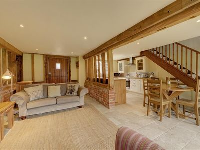 Photo for Sewell Barn, Sutton - One Bedroom House, Sleeps 2