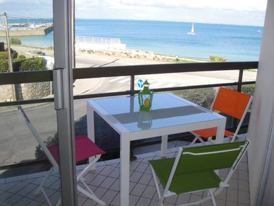Photo for 1BR Apartment Vacation Rental in Quiberon, Bretagne