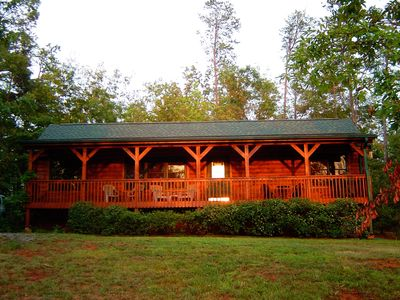 Photo for Home away from Home - With views of Chimney Rock