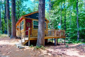 Photo for 1BR Cabin Vacation Rental in Fryeburg, Maine