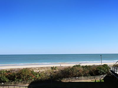 G303: Updated 3BR Sea Colony Oceanfront Condo | Private Beach, Pools, Tennis ...