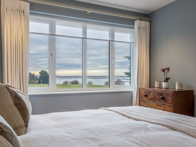Photo for This stylish retreat is on the edge of the delightful coastal town of Aldeburgh, set back 250 yards