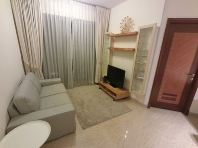 Photo for Cozy and Spacious 1BR at Parklane (SP1B)