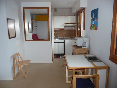 Photo for Apartment T1 seaside in Larmor beach