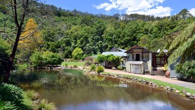 Photo for BLACK DOG CREEK, Berry & Surrounds - A private rural retreat & 4pm check out Sundays!