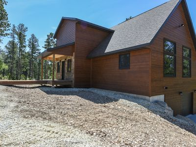 Photo for New Home 6 Miles to Deadwood, next to ATV trails - 5 BR Near Deer Mountain!