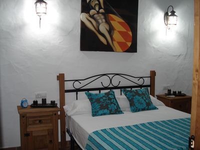 Photo for Rural Housing five minutes from the beach, next to the natural park of la breña