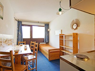 Photo for Apartment La Vanoise in Val Thorens - 4 persons, 1 bedrooms