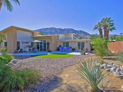 Photo for Where desert comfort blends with midcentury flair and style!