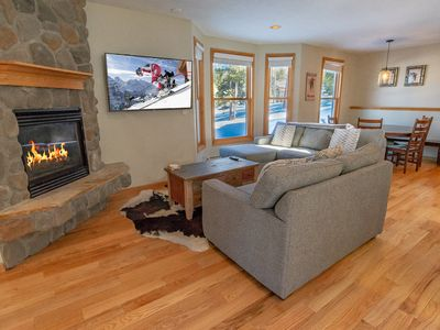 Photo for Just Walk Inn Townhome Downtown Breckenridge Colorado Vacation Rental