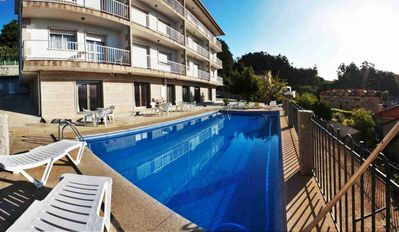 Photo for Ref. 11960 Apartment with pool and views