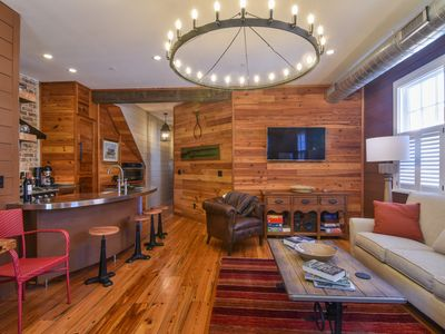 Photo for Renovated 1850s Antebellum-style Mansion in Downtown