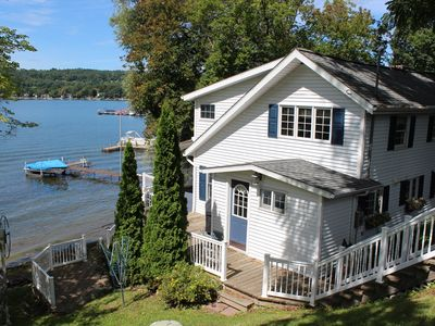 Photo for Charming 3 Bedroom Waterfront Home