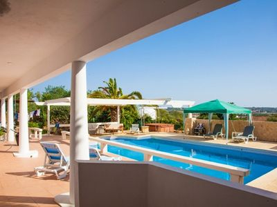 Photo for Spacious south facing modern villa situated close to all holiday amenities