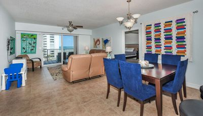 Photo for Gorgeous 3/3 Jr. Penthouse in Ocean Walk with Ocean Views OW13-604