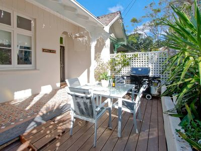 Photo for Manly Beachside 2 Bedroom House