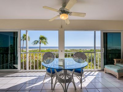 Photo for Reduced last discounted!!, Sanibel Island Gulf Front Paradise, pets, pool