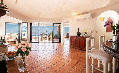 Our Living Area Is Spacious With Spectacular Views Everywhere You Look.