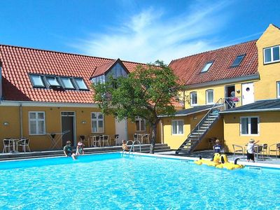Photo for House in the center of Gudhjem with Internet, Pool (97599)