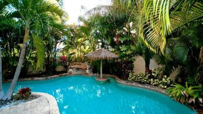 Photo for Newly Renovated Dream Vacation Home with HUGE Private Pool that sleeps 16!!!