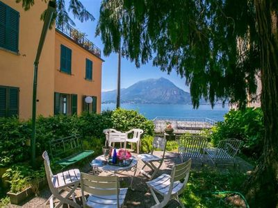 Photo for 2BR Apartment Vacation Rental in Varenna (Fiumelatte), Lake Como
