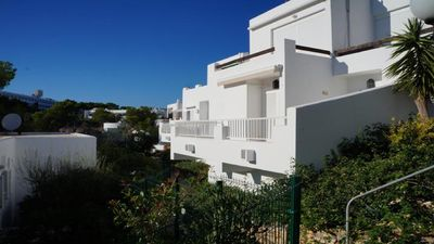 Photo for 2 Bed apartment near Cala Gran Beach and close to all amenities - communal pool