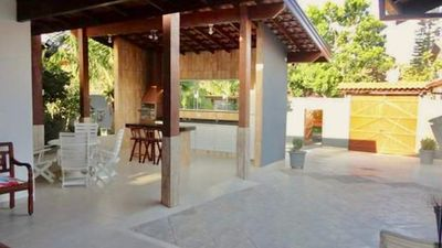 Photo for Casa Praia do Sape 50 meters from the sea.