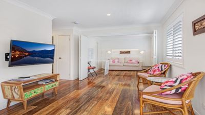 Photo for FRANGIPANI COTTAGE - POINT CLARE