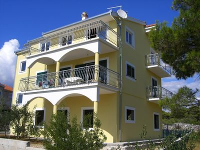 "Photo for Dream holiday apartment ""Noah"" with 180 ° sea view in Croatia"