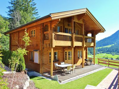 Photo for Luxury Chalet in Krimml Salzburg with garden