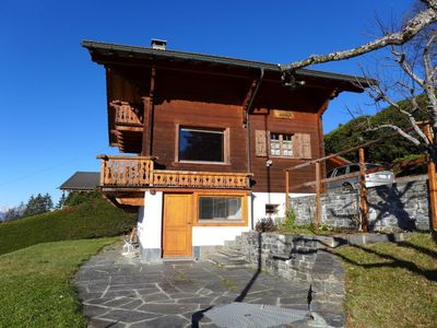 Photo for Vacation home Zan-Fleuron in Gryon - 8 persons, 4 bedrooms