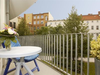 Photo for Studio apartment in the center of Berlin with Internet, Lift, Terrace (380238)