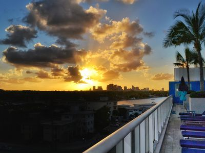 Photo for Modern Luxury Beachfront Hotel 2 Bedroom with Great Views and 3 Balconies 18