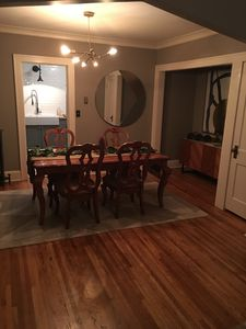Photo for Beautiful Apartment near Light Rail, quick Downtown/Airport Access
