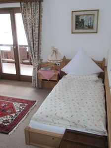 Photo for Single room with balcony - Hotel Pension Ostler