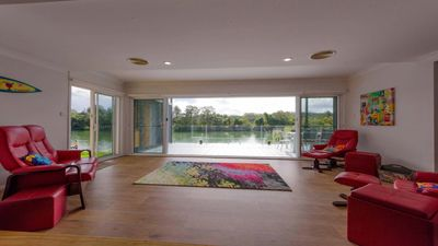 Photo for Absolute River Front House & Retreat