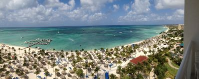 Photo for Marriott Aruba Surf Club - Our Huge 2 Bedroom Garden View Unit!