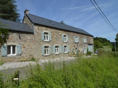 Photo for Luxurious Farmhouse near Forest in Anhée